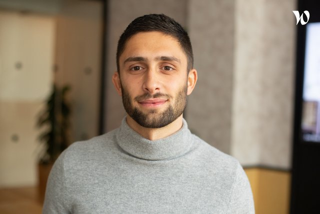 Rencontrez Théo, Sales Manager - Lynkus