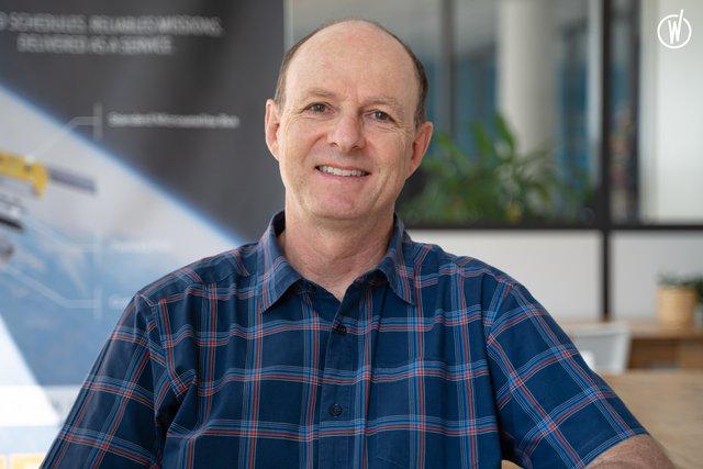 Rencontre Antoine, CEO & Co-Fondateur - Loft Orbital