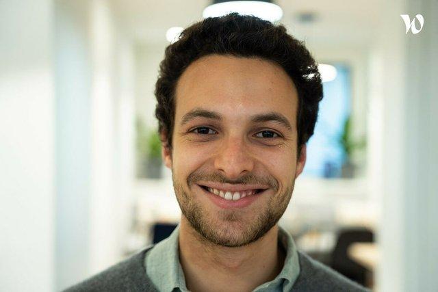 Rencontrez Eudes, Stagiaire Bras droit CEO - Deskeo