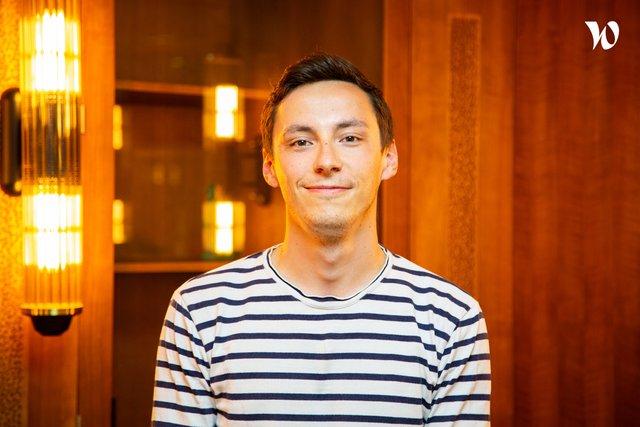 Rencontrez Arthur, Développeur iOS - Trax (OQEE)