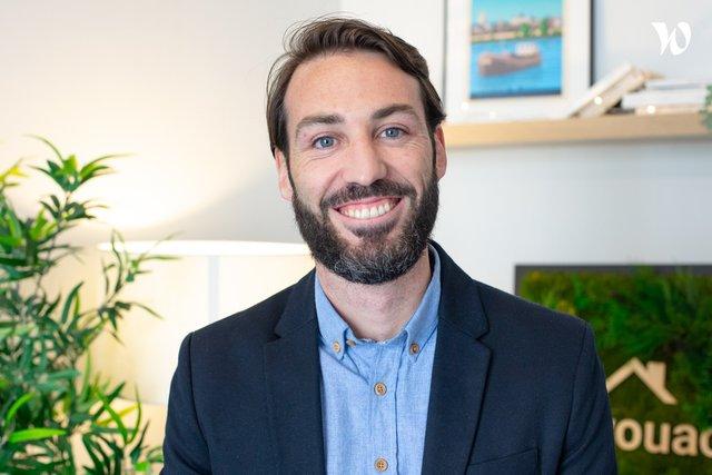 Rencontrez Florian, Chargé de Projets - Bevouac