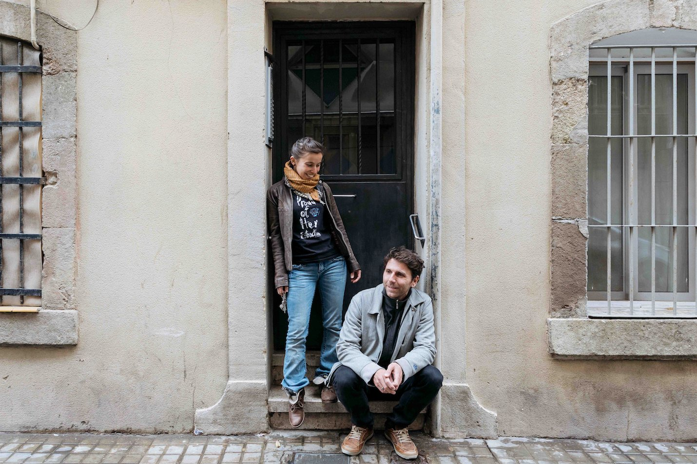 One French Couple's Love Affair with the Catalan Capital
