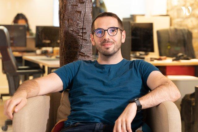 Rencontrez Adrien, Lead Developer - YATEO