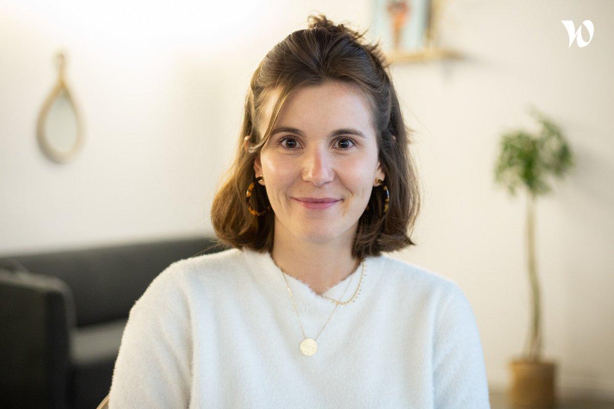 Rencontrez Pauline, Head of Client relation - Hublo
