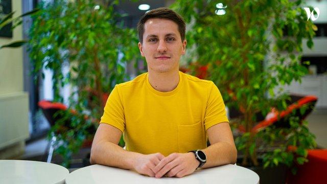 Jan Laštůvka, PHP a JavaScript programátor - Webnode