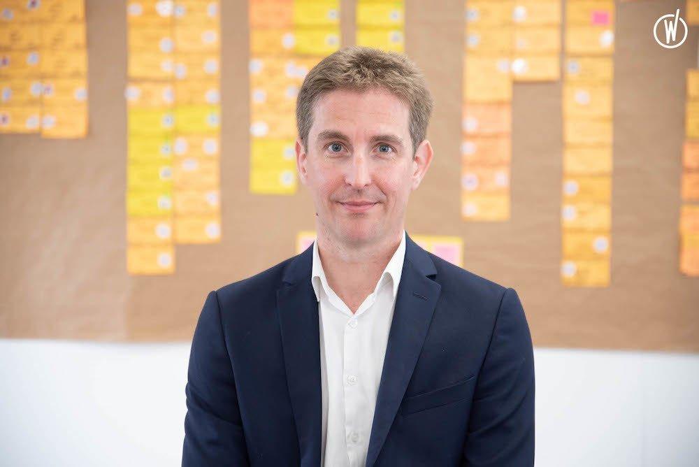 Rencontrez Xavier, Senior Manager Expériences Connectées - OCTO Technology
