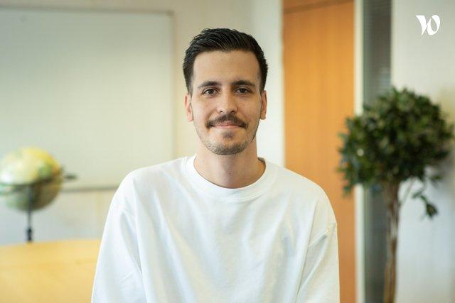 Rencontrez Nikolas, Graphiste pour Open2Digital - Open2Digital