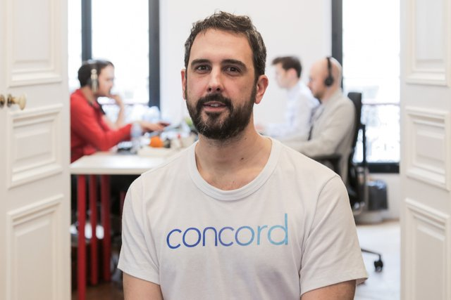 Rencontrez Cyrille, Responsable Engineering - Concord