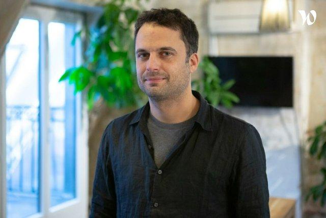 Rencontrez Vincent, fondateur & CEO - Impulse Analytics