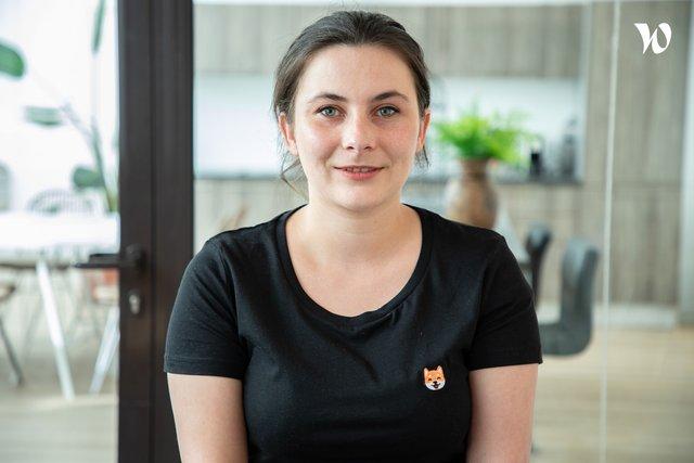 Rencontrez Juliette , Back-end Developer - Petch