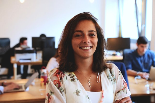 Rencontrez Ghita, Business Developer - Zest