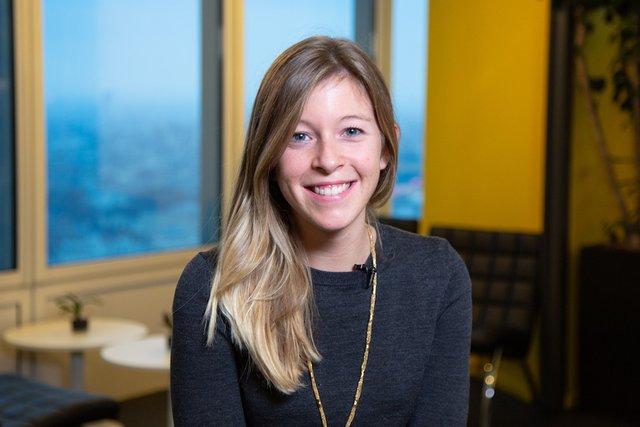 Rencontrez Marianne, Consultante en expertise comptable - EY