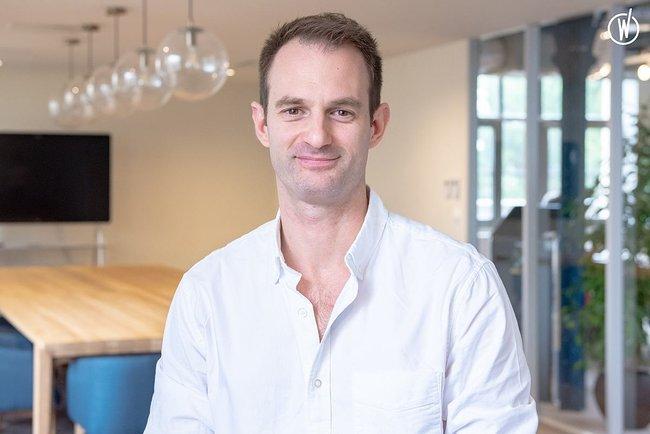 Rencontrez Sébastien, CEO - Blacksales