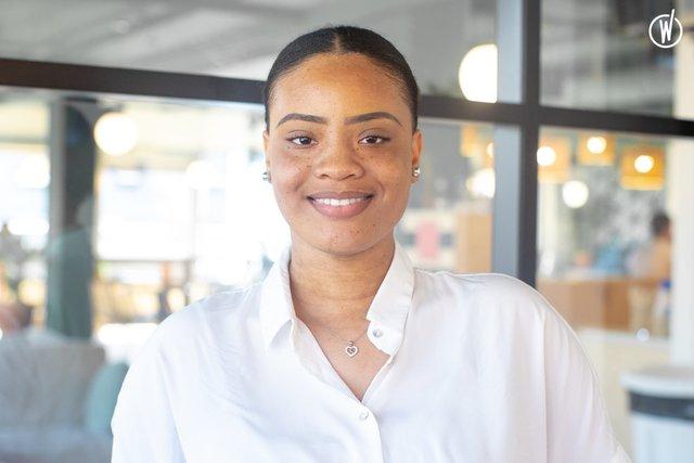 Rencontrez Marie-Emmanuelle, Accounts Assistant - Myriad Connect
