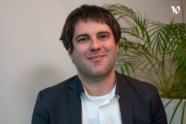 Rencontrez Geoffroy, Co fondateur - Nicomak