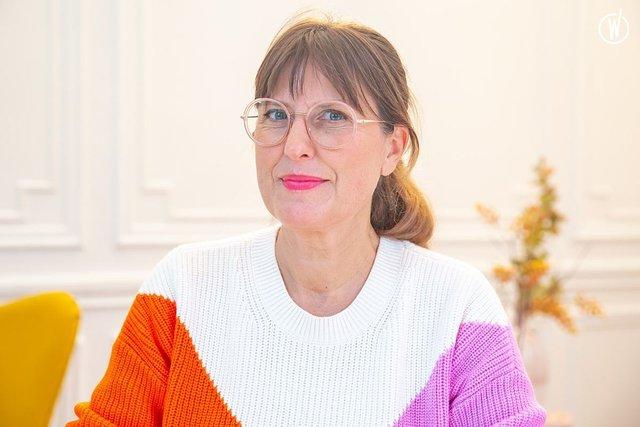 Rencontrez Sabine, Directrice Générale  - Shortlinks