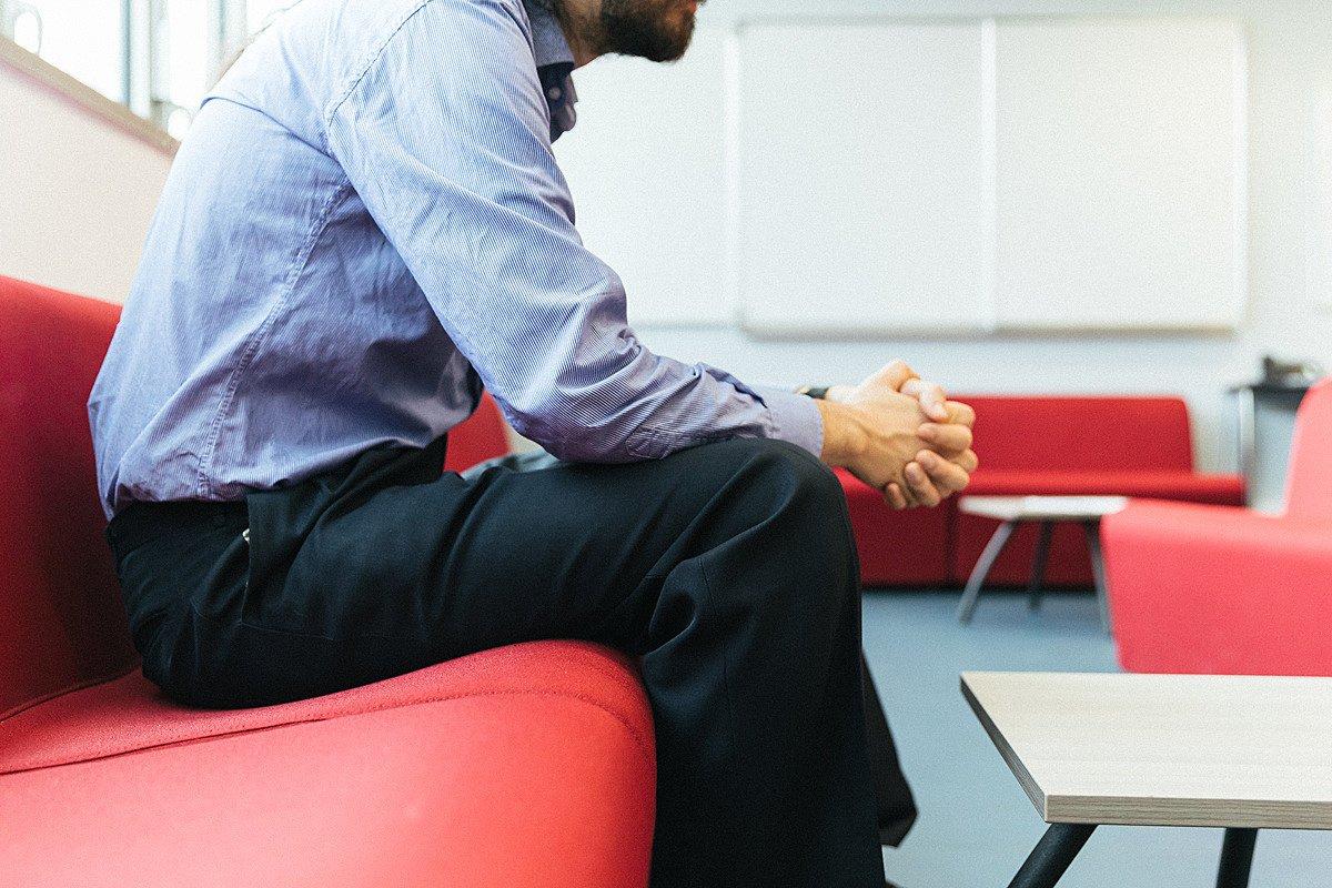 10 tipů, jak si u pohovoru zachovat chladnou hlavu