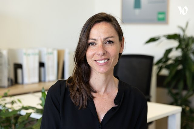 Rencontrez Agathe, Directrice d'agence - IN&FI Crédits
