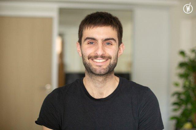 Rencontrez Aurélien, Lead Software Engineer - Uptime