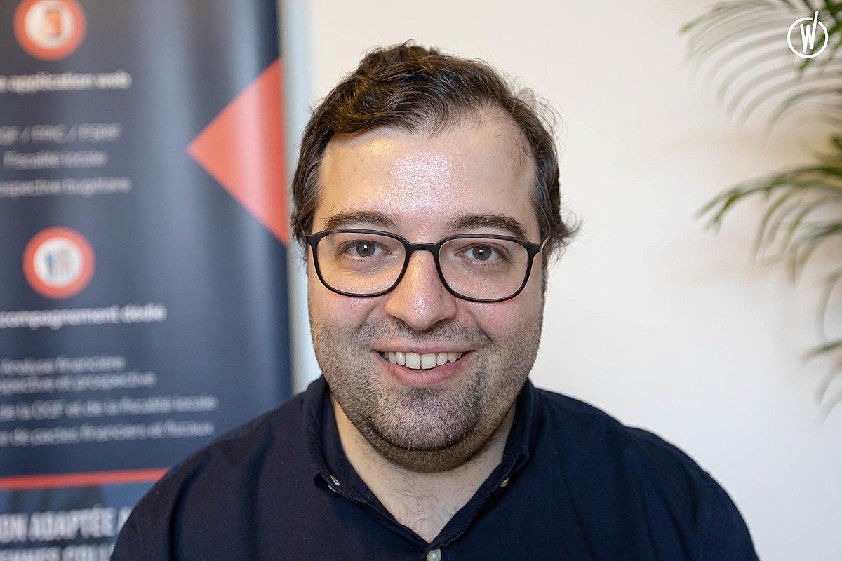 Rencontrez Jonathan , CEO & Co founder - Simco