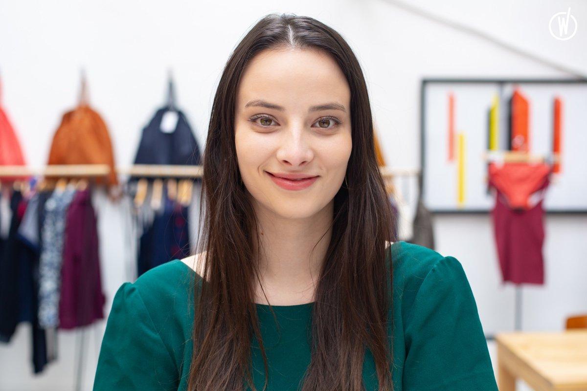 Rencontrez Anaïs, Responsable e-commerce - Bensimon