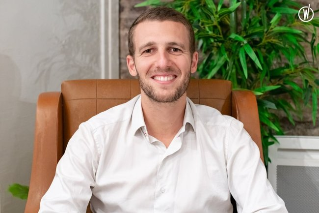 Rencontrez Alexis, Directeur du pôle de développement hardware & software - Sparkling Partners