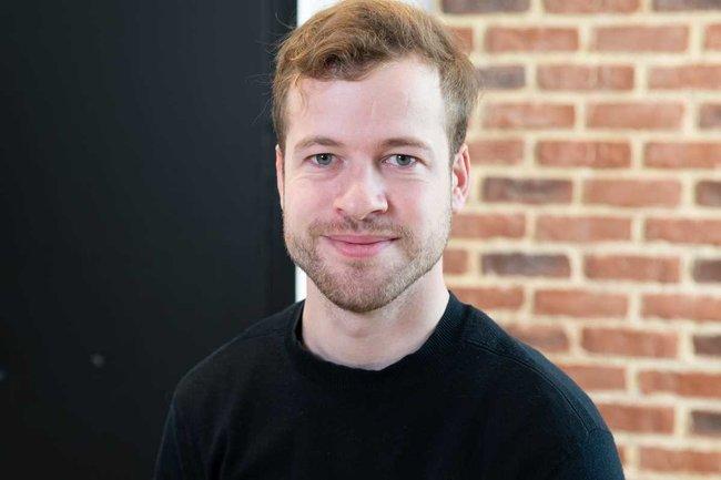 Rencontrez Alexandre, Sales - BlueBoard