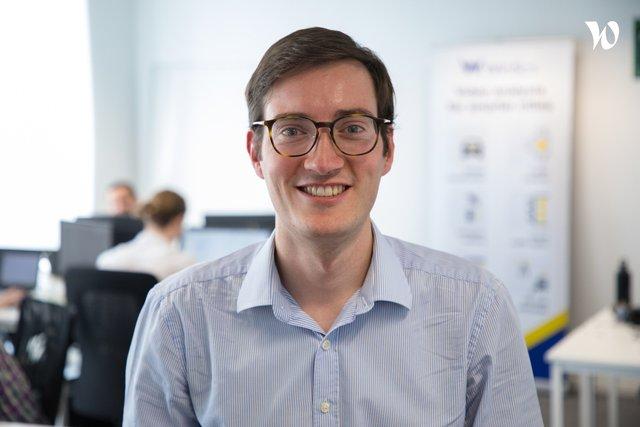 Rencontrez Quentin Barenne, Co-Fondateur et Head of Sales - Wintics