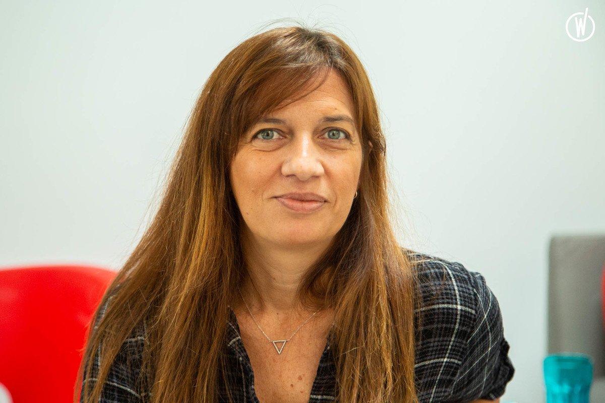Rencontrez Stéphanie, Co-Fondateur PDG - TO DO TODAY