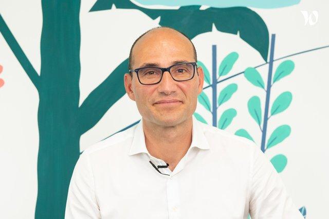 Rencontrez Pierre, Fondateur et CEO - Calliweb