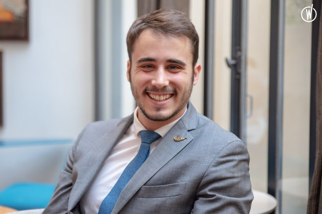 Rencontrez Sacha, Assistant commercial - Inwood Hotels