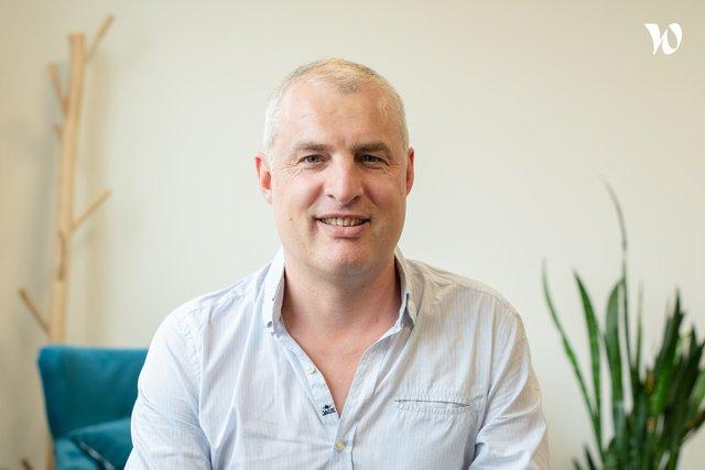 Rencontrez Sébastien, CEO - Valiuz