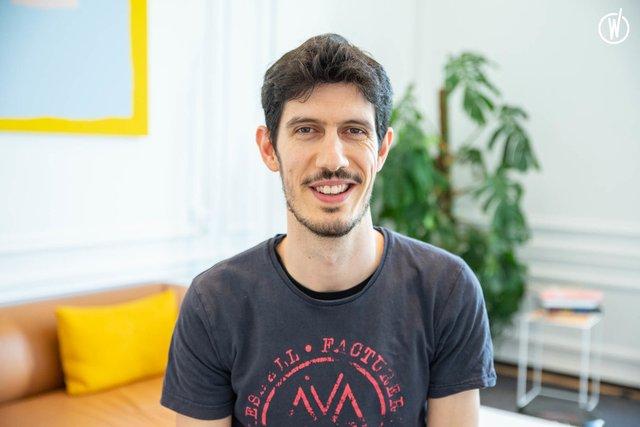 Rencontrez Mathieu, Développeur web - Yuso