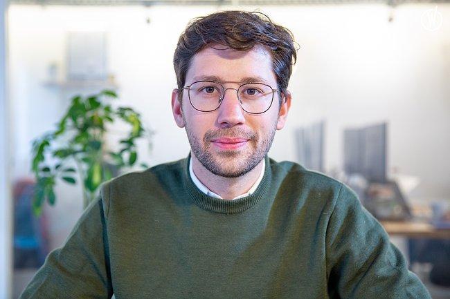 Rencontrez Adrien, Co-fondateur & COO - medGo