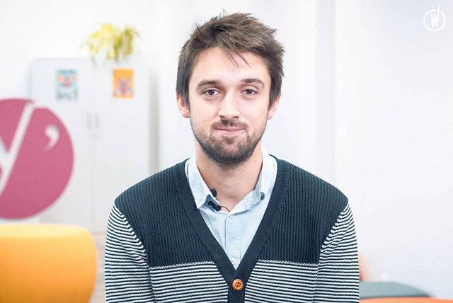 Rencontrez Maxence, Chef de Projet Urbanisme Satory Ouest - Département des Yvelines