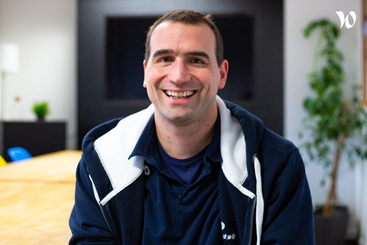 Rencontrez Christian, Software Architect - DataGalaxy
