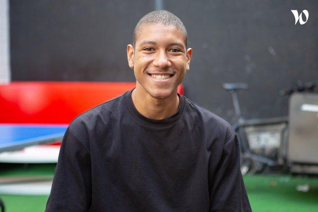 Rencontrez Marlon, Shift Leader - Coursier.fr