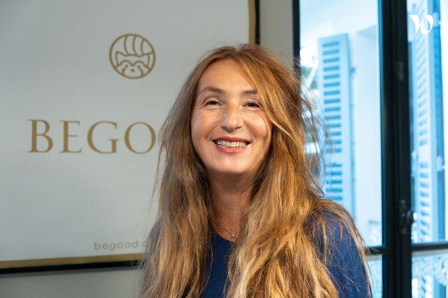 Rencontrez Coco, Program manager et softskilleuse - Begood