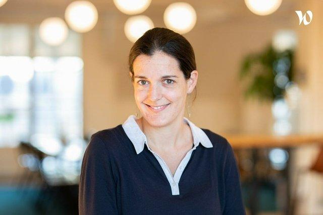 Rencontrez Stéphanie, CFO - Perifit