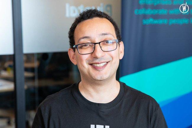 Rencontrez Fouad, Solution Architect - Vmware Pivotal Labs