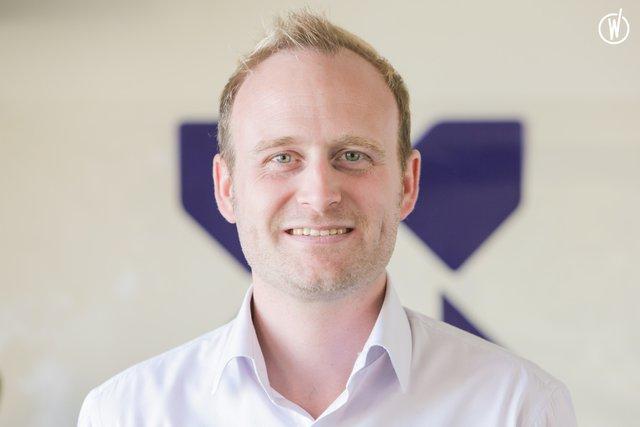 Rencontrez Edouard-Jean, Président & Co-fondateur - MeilleureCopro