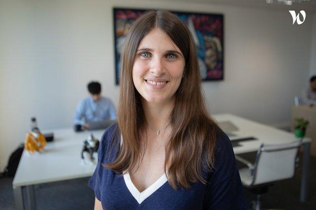 Rencontrez Isabelle, Consultante Senior - Tasmane