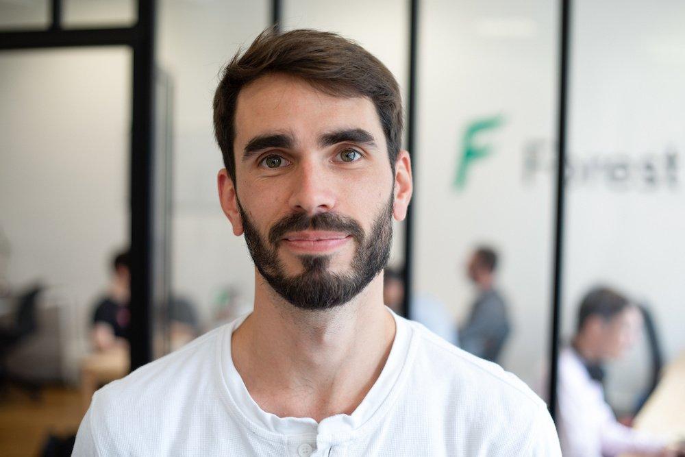 Rencontrez Arnaud, CTO - Forest Admin