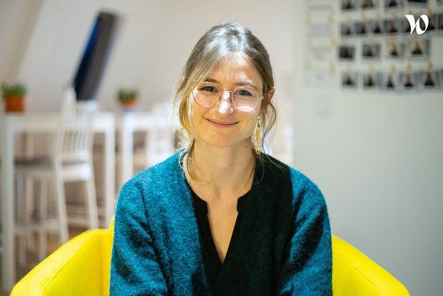 Rencontrez Géraldine, Industrial Project Manager  - Innovafeed