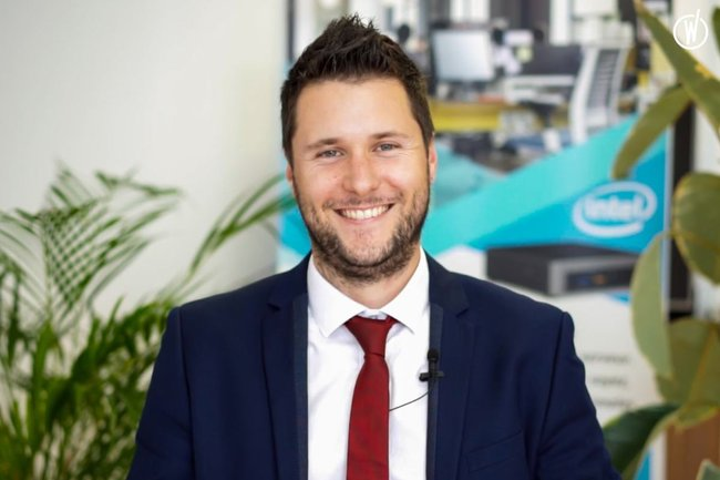 Rencontrez Bastien, Project Leader - Wisper