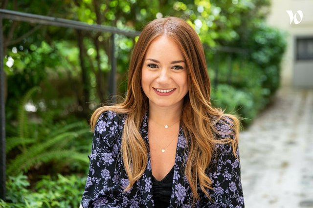 Rencontrez Elisa, Chef de projet digital - Fidesio