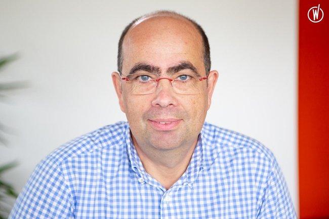 Rencontrez Samuel, Associé en charge de la direction générale - Gaïago