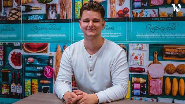 Martin, Prevádzkový manažér Malé chutné YEME Búdkova - Yeme plnochutné potraviny