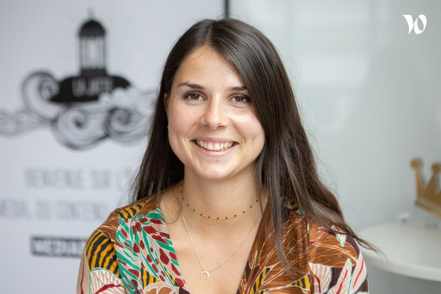 Rencontrez Céline, Head of Social Media @Reprise - IPG Mediabrands