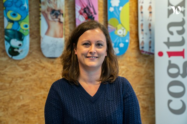 Rencontrez Marie, Comptable Senior Front Office - Cogitax